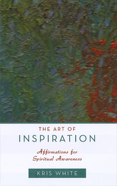 The Art of Inspiration, Kris White, author